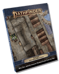 RPG Item: Pathfinder Flip-Mat: City Sites Multi-Pack