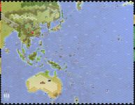 Board Game: The War: The Pacific 1941-45