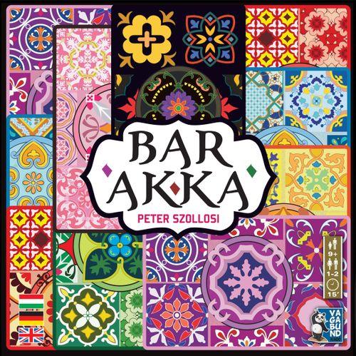 Board Game: Barakka