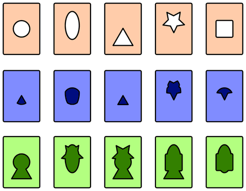 Board Game: Serrature