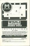 Video Game: Tron: Deadly Discs