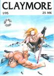 Issue: Claymore (Volume 3, Issue 1, 1995)