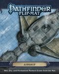 RPG Item: Pathfinder Flip-Mat: Airship