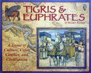 ZMGKN25 Z-Man Games Tigris and Euphrates