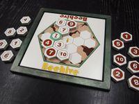 Board Game: Beehive