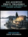RPG Item: 100 Assorted Pirate Treasures