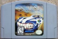 Video Game: Top Gear Overdrive
