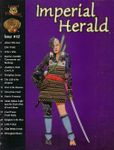 Issue: Imperial Herald (Issue 12 - Oct 1999)