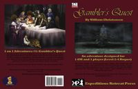 RPG Item: 1 on 1 Adventures #01: Gambler's Quest