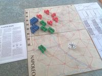 Napoleon (1977) 2nd edition by Avalon Hill