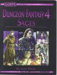 RPG Item: GURPS Dungeon Fantasy 04: Sages