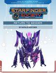 RPG Item: Starfinder Society Season 1-23: Return To Sender