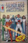 RPG Item: Silver Age Sentinels: Fast Play Rules (Tri-Stat)