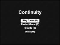 Video Game: Continuity