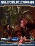 RPG Item: Shadows of Cthulhu