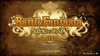 Video Game: Battle Fantasia