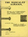 RPG Item: The Manual of Aurania