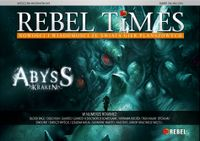 Issue: Rebel Times (Issue 104 - May 2016)