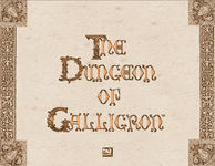 RPG Item: The Dungeon of Galligron
