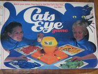 Board Game: Cat's Eye