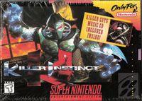 Video Game: Killer Instinct (1994)