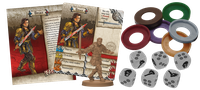 Board Game: Zombicide: Black Plague – Game Night Kit 1