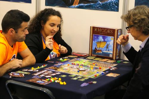 Board Game: Rhodes