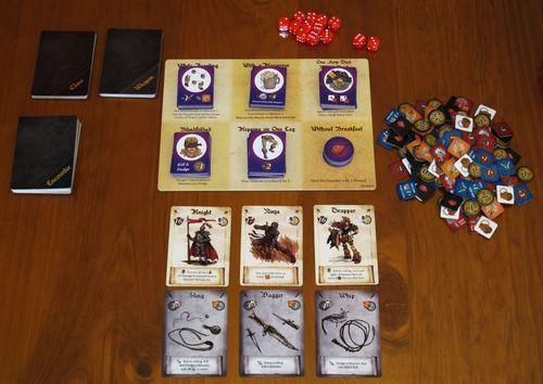 Board Game: Gauntlet of Fools