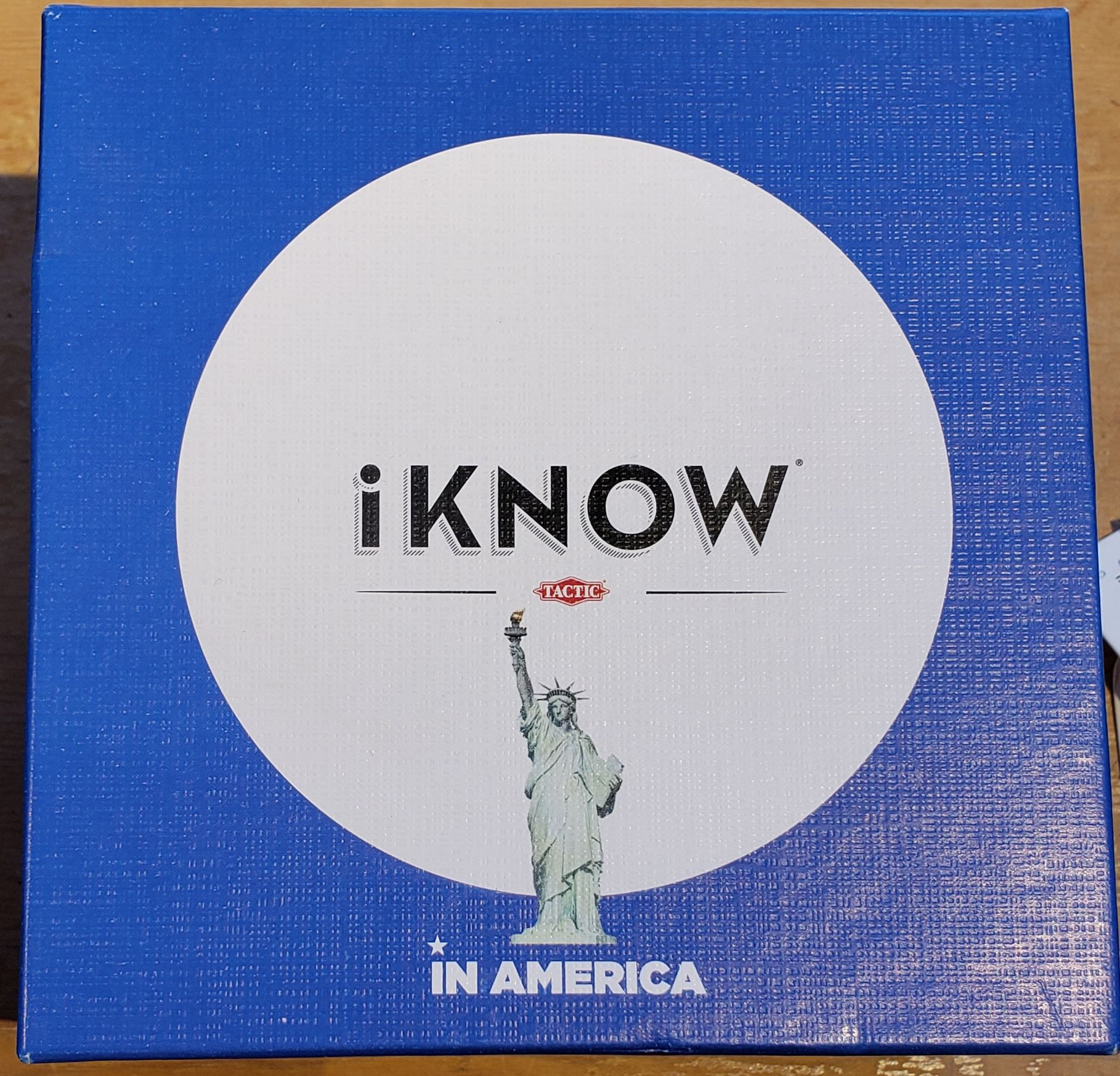 iKNOW: in America