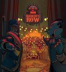 Board Game: Barker's Row