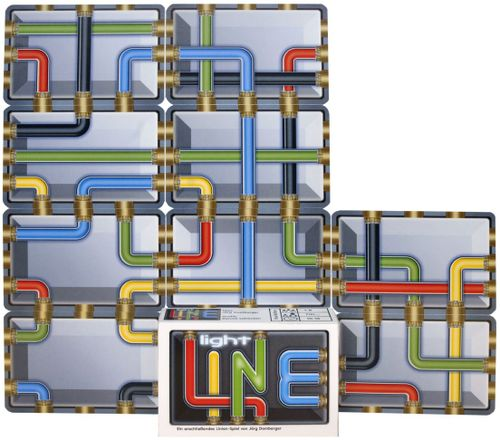 Board Game: Light Line