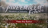 Video Game: Fire Emblem Echoes: Shadows of Valentia