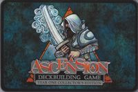 Board Game: Ascension: Year One Collector's Edition