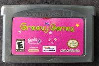 Video Game: Barbie: Groovy Games
