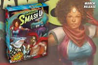 Board Game: Smash Up: It's Your Fault!