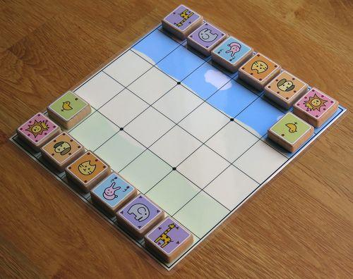 Board Game: Judkins shogi