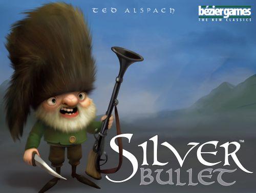 Board Game: Silver Bullet