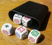 Board Game: Poker Dice