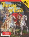 RPG Item: Throne of Evil
