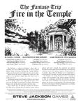 RPG Item: Fire in the Temple