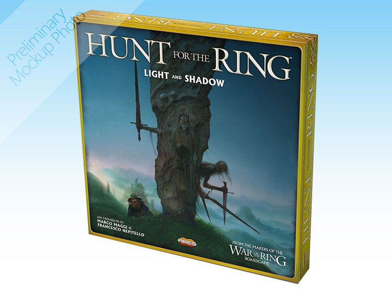Hunt for the Ring: Light and Shadow
