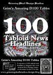 RPG Item: 100 Tabloid News Headlines for all Modern RPGs