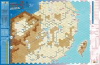 Board Game: Operation Ichi-Go: Japan's Massive 1944 Offensive Across China