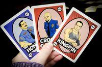 Board Game: Good Cop Bad Cop