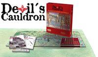 Board Game: The Devil's Cauldron: The Battles for Arnhem and Nijmegen