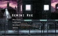 Video Game: Gemini Rue