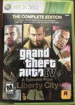 Video Game Compilation: Grand Theft Auto IV: The Complete Edition