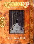 RPG Item: QUERP Core Rule Book