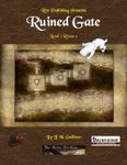 RPG Item: Ruined Gate