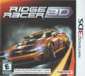 Video Game: Ridge Racer 3D
